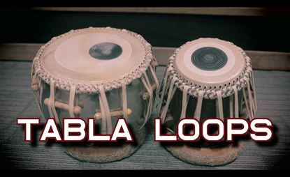 Picture of Tabla loops 160 bpm