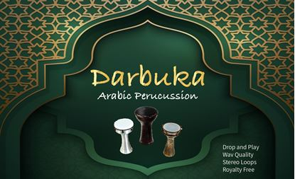 Picture of 112 darbuka melody